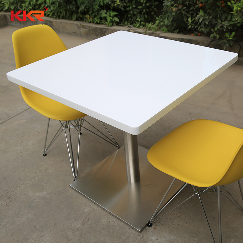 artificial marble dining table marble-1