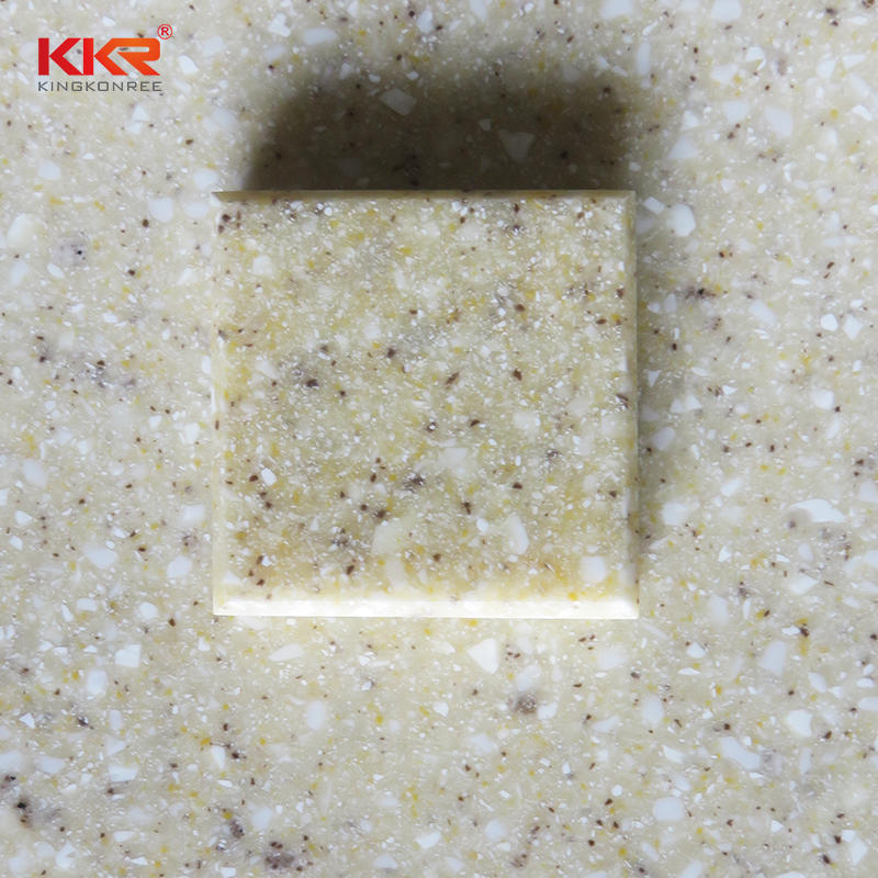 12mm Thickness Acrylic Solid Surface Sheets KKR-M1610