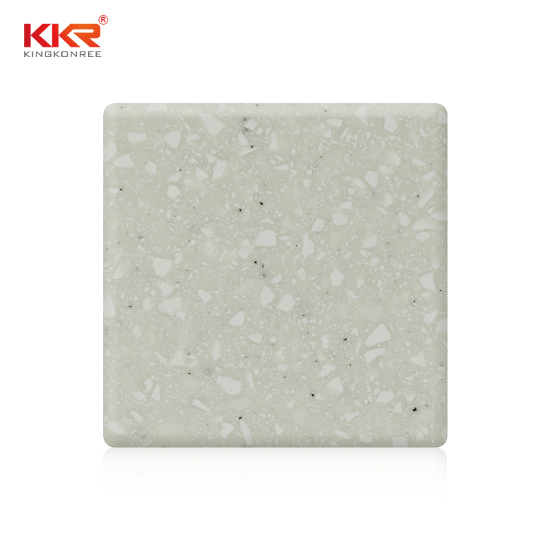 KKR Stone festival solid surface factory superior chemical resistance furniture set-2