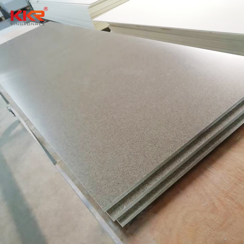 anti-pollution modified solid surface sheet superior stain for table tops-2