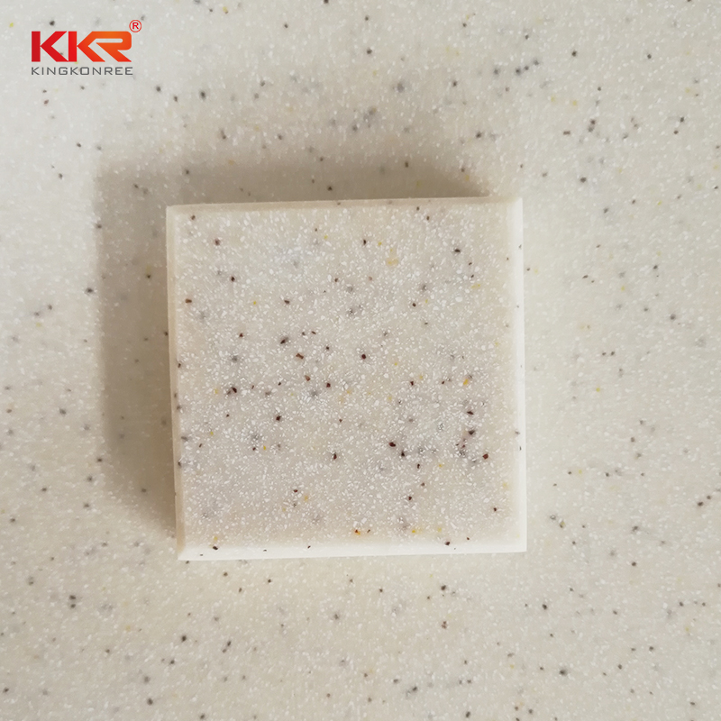 KKR Stone chips solid surface factory superior bacteria furniture set-1