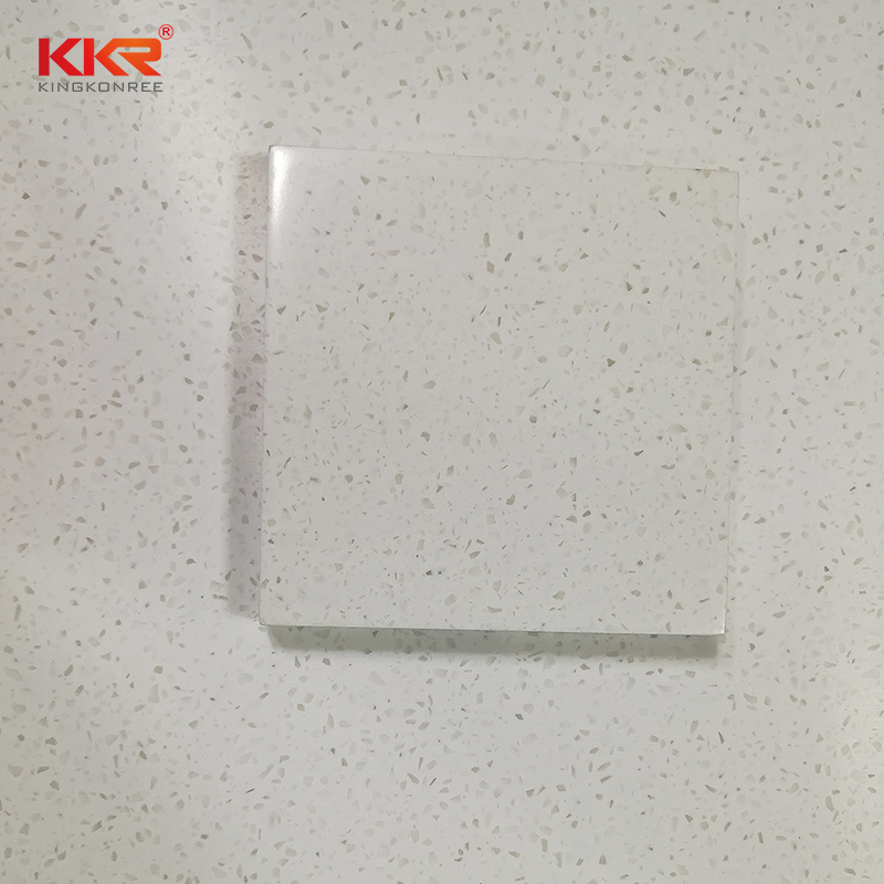 KKR Stone sheets modified solid surface superior stain for garden table-1