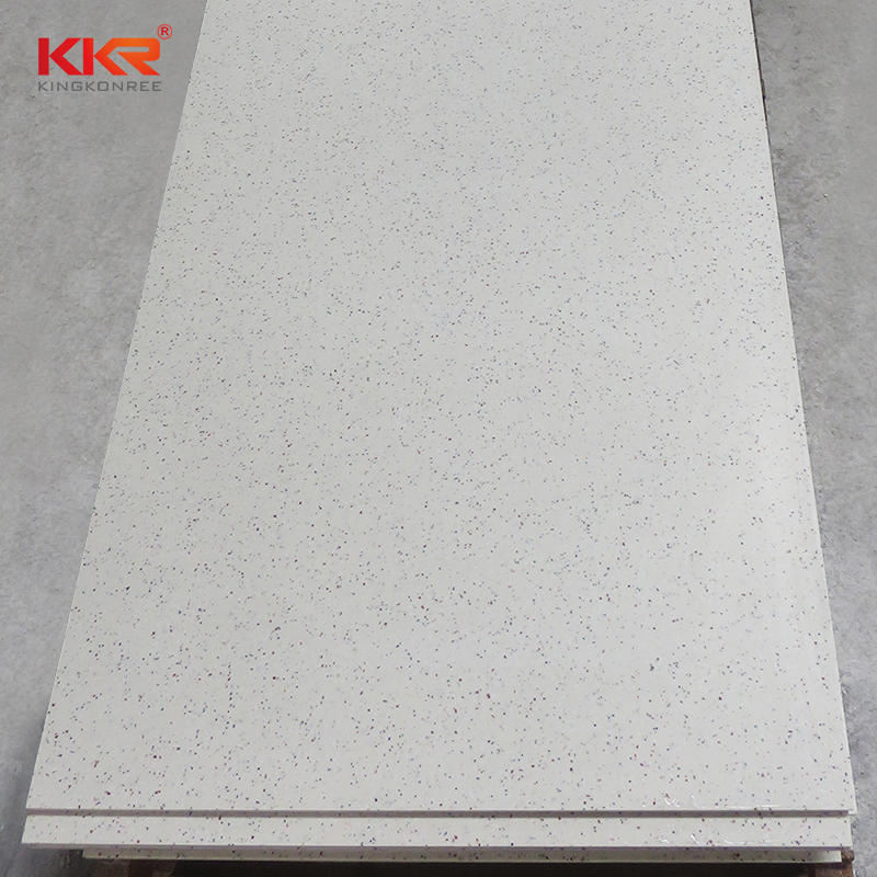 Festival Color Artificial Marble Acrylic Solid Surface Sheet KKR-M1645