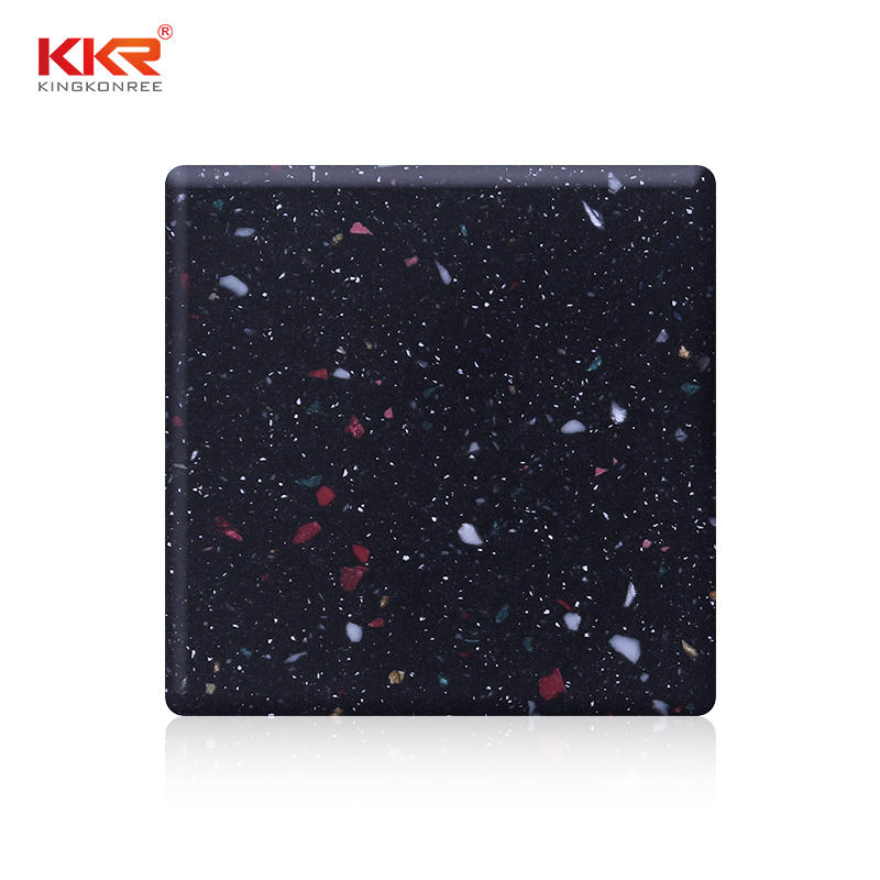 newly solid surface factory kkrm1645 superior chemical resistance for bar table