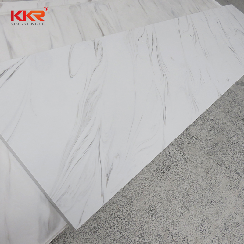 KKR Stone decorative corian solid surface sheet factory for home-2