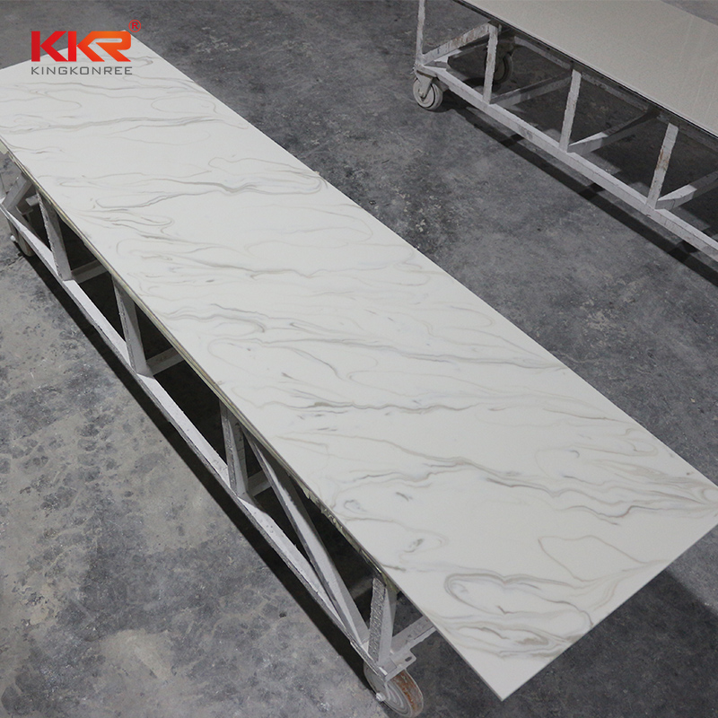 high-quality corian solid surface sheet modified equipment for bar table-2