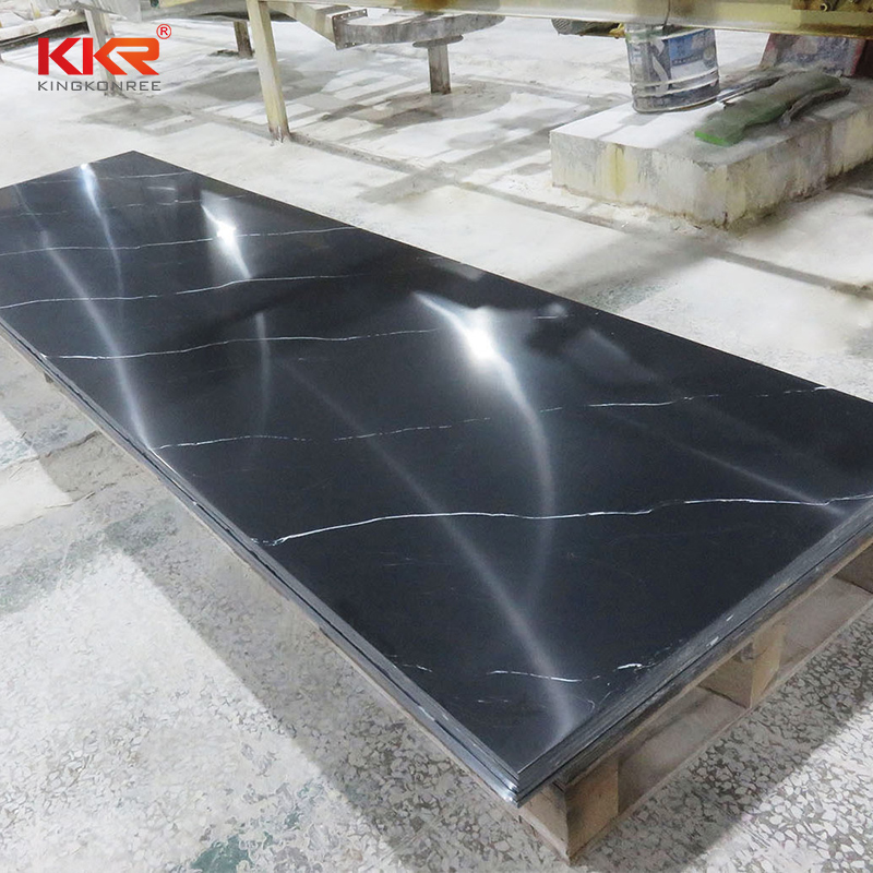 toxic free corian solid surface sheet marble wholesale for entertainment-2