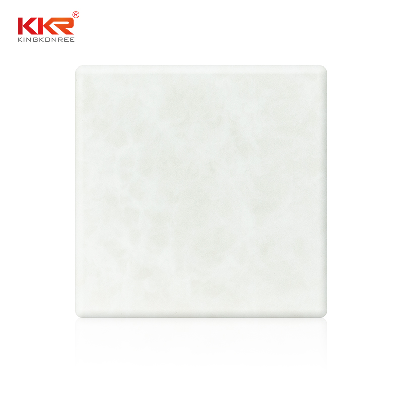 KKR Stone light weight translucent solid surface material with good price for home-1