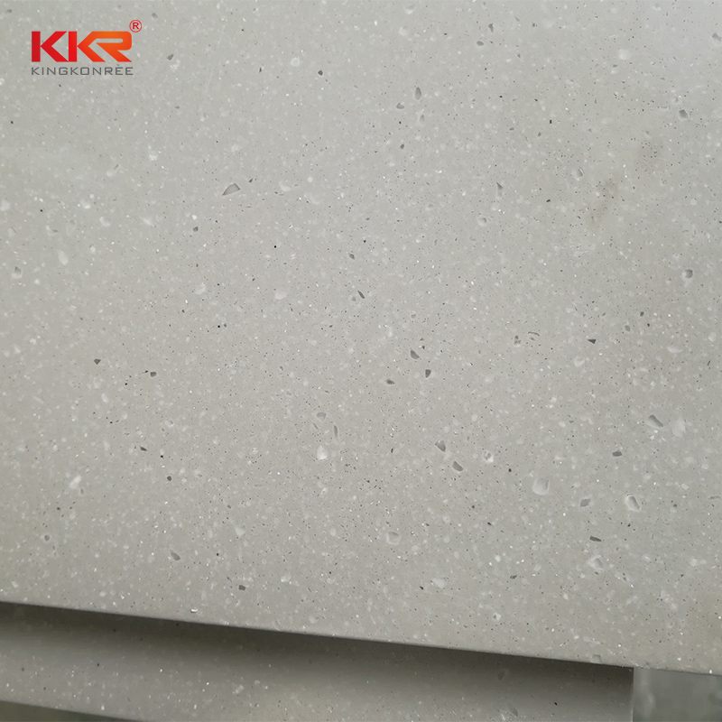 KKR Stone high-quality acrylic solid surface sheets wholesale for shoolbuilding-2