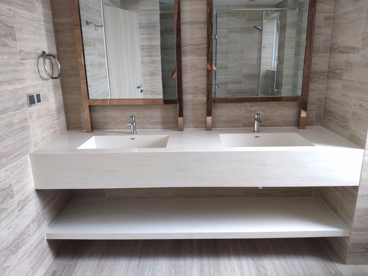 Customized Vanity Tops and Wash Basins