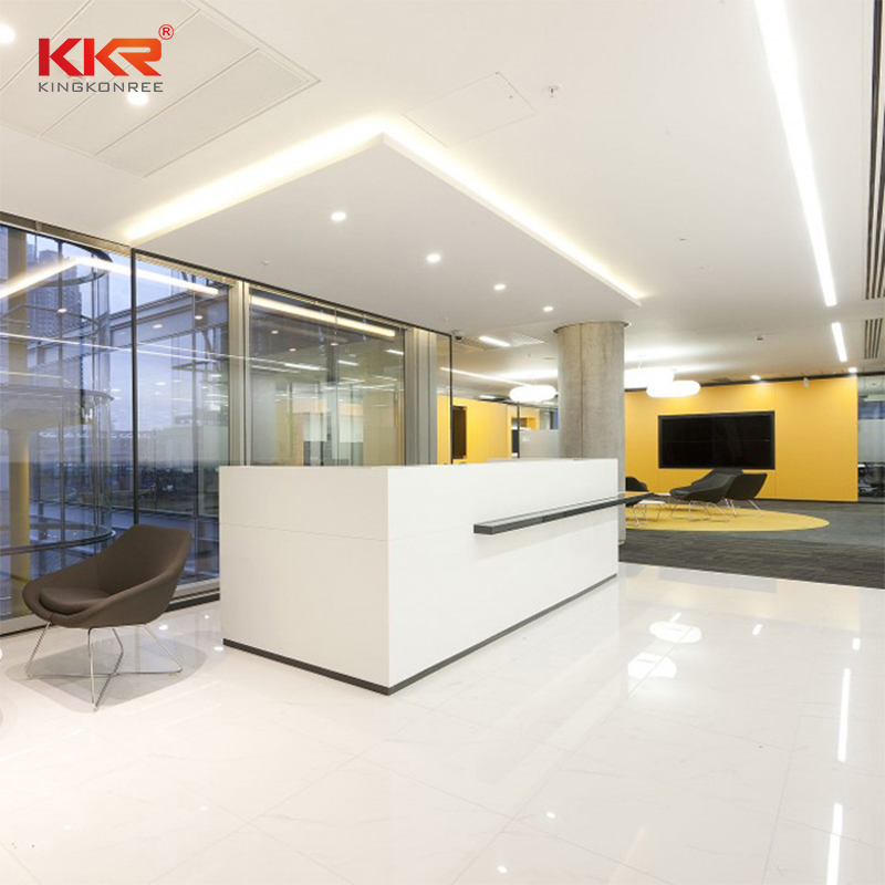 KKR Stone custom-made acrylic solid surface worktops widely-use for home-1