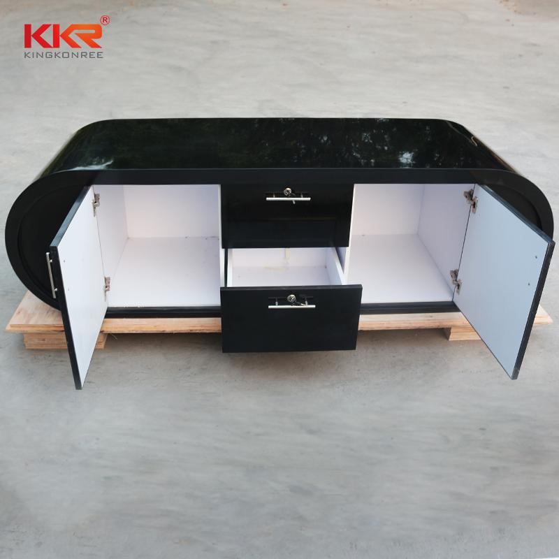 KKR Stone countertop reception desk countertop vendor for bar table-2