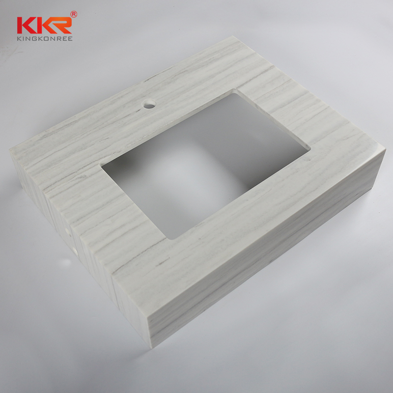 good Quality acrylic solid surface countertops single for home-1