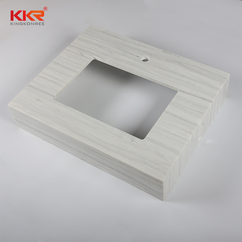 good Quality acrylic solid surface countertops single for home-2