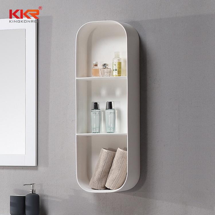 KKR Stone good Quality plexiglass shelves factory for home-2