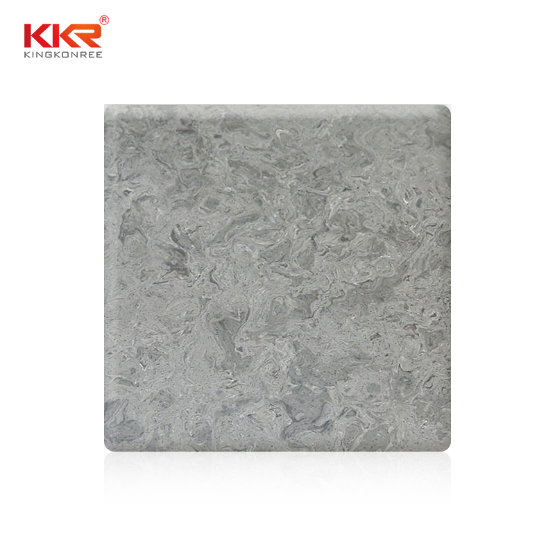 flame-retardant solid surface panels marble wholesale for bar table-1