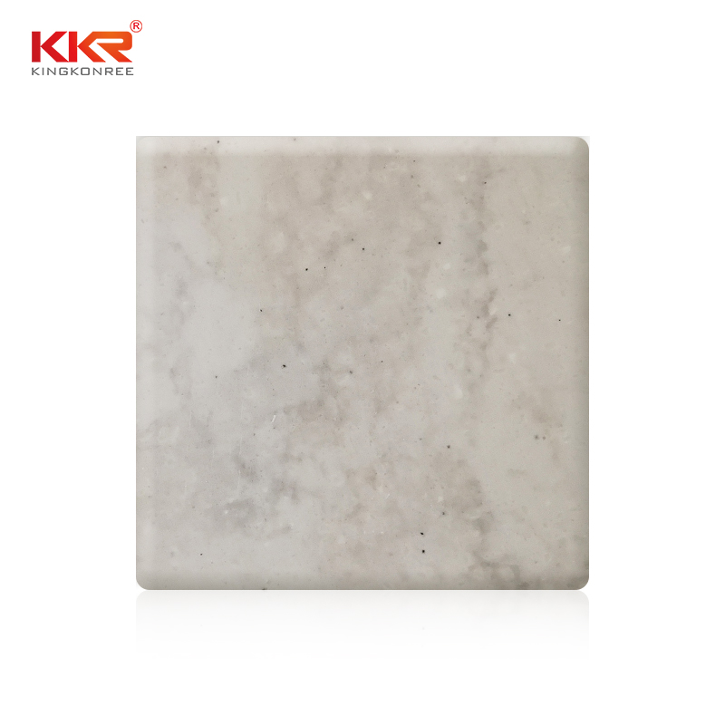 KKR Stone pollution free corian solid surface sheet factory furniture set-1