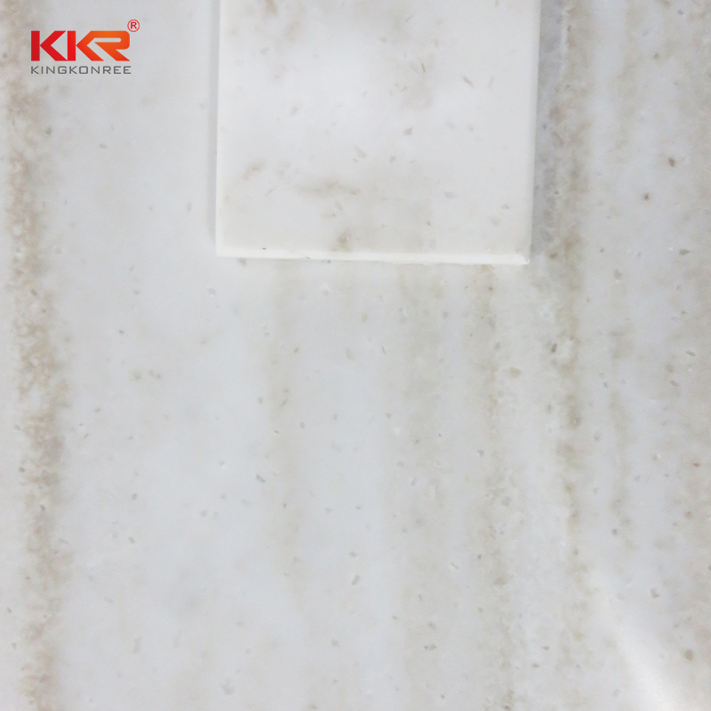 KKR Stone easily repairable solid surface certifications for early education-2