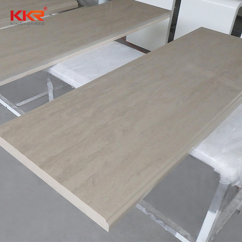 KKR Stone easily repairable building material producer for worktops-2