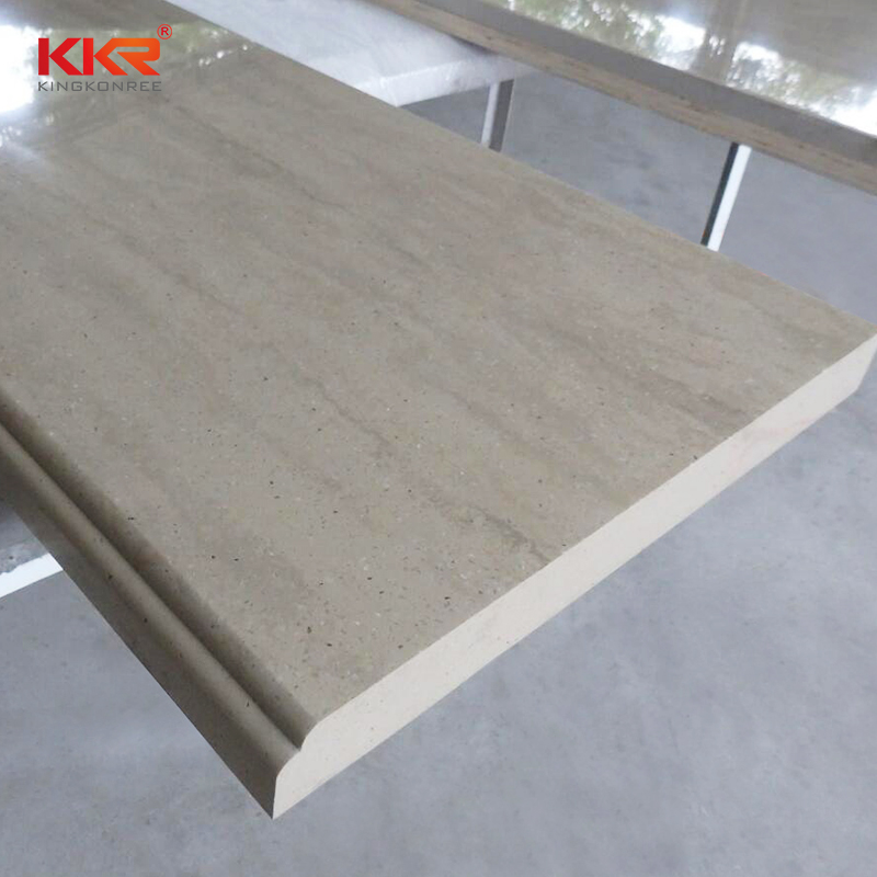KKR Stone color solid surface for home-2