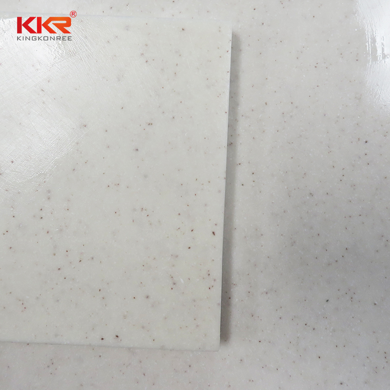 KKR Stone color solid surface acrylics superior bacteria for building-2