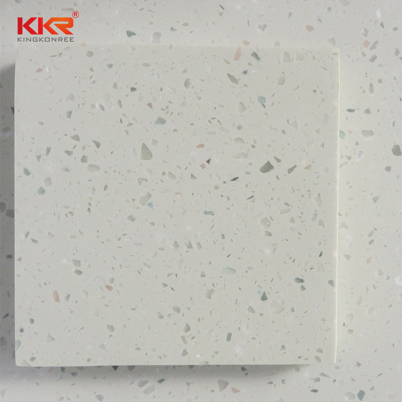 KKR Stone easily repairable modified acrylic solid surface superior chemical resistance for kitchen tops-2