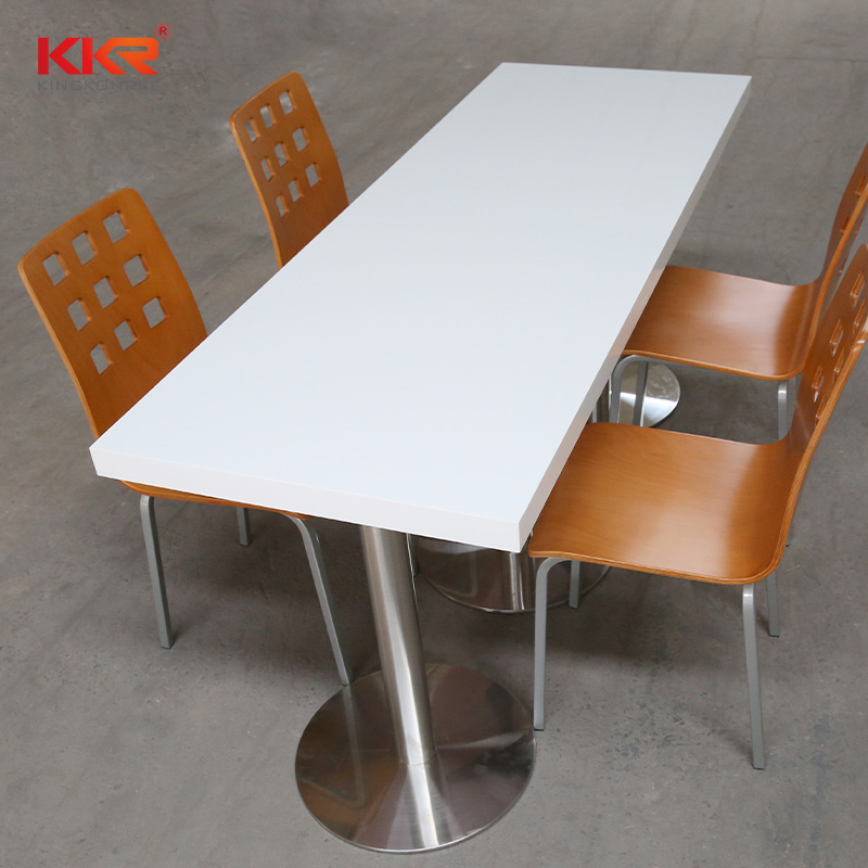 artificial stone dining table surface-2