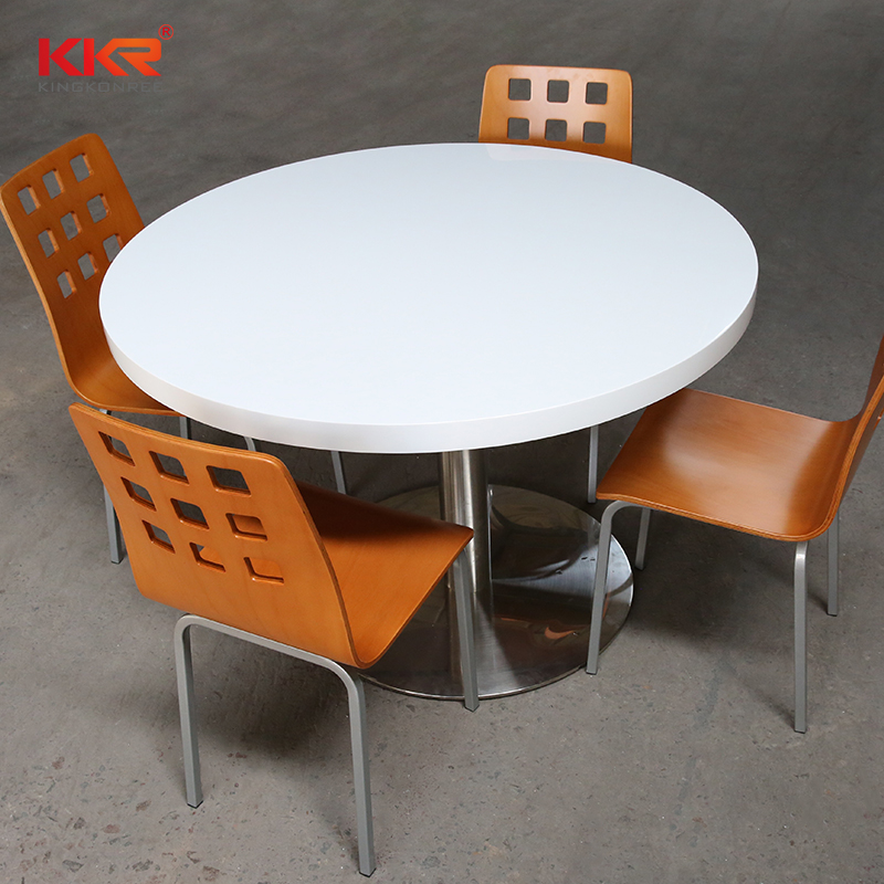 KKR Stone solid surface table top-2