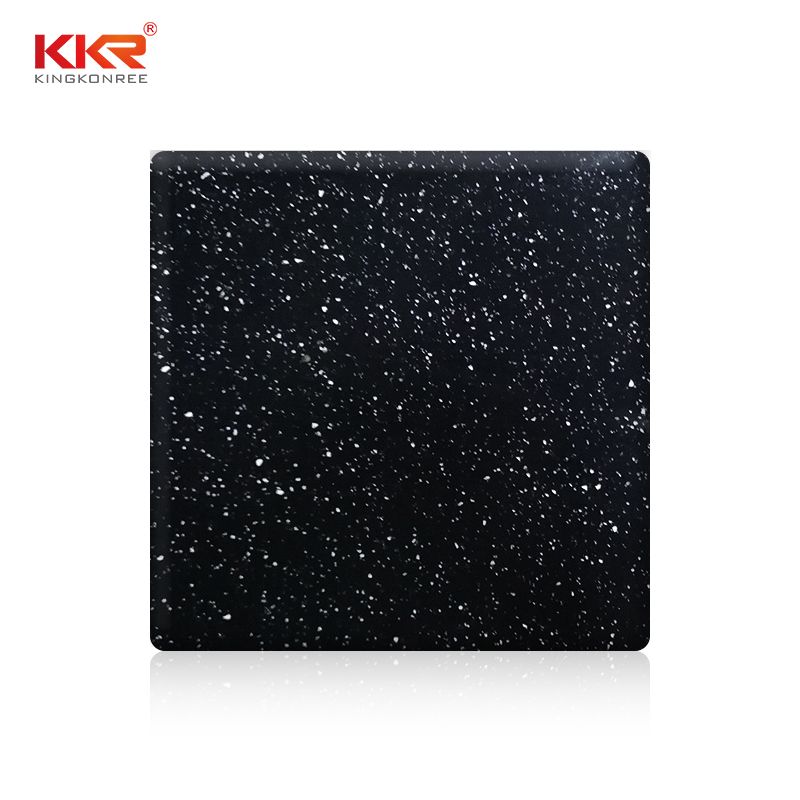 KKR Stone Warm touch solid surface acrylics superior stain for bar table-1