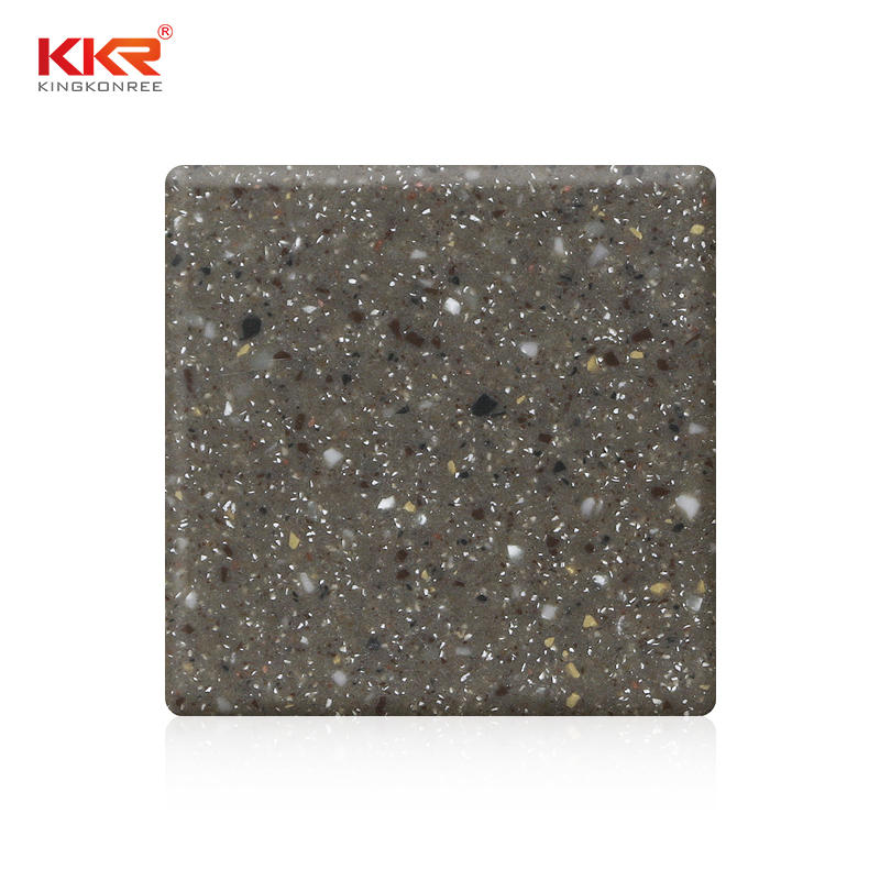 6mm Thickness Acrylic Solid Surface Sheets KKR-M1678