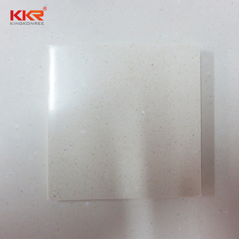 KKR Stone artificial solid surface acrylics superior chemical resistance for table tops-2