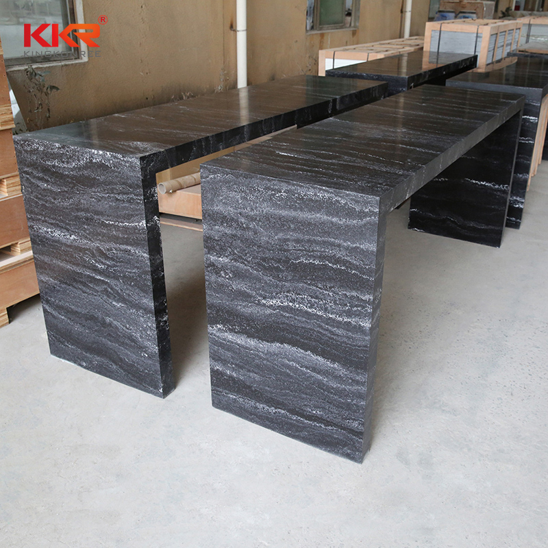 artificial stone dining table-1