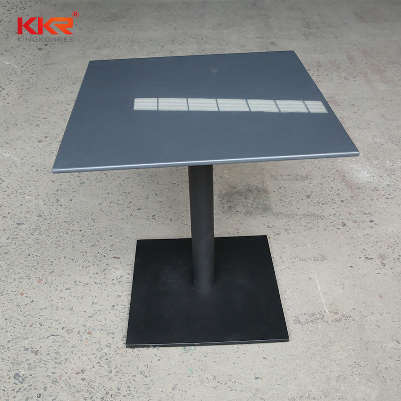 KKR Stone counter luxury marble dining table-2