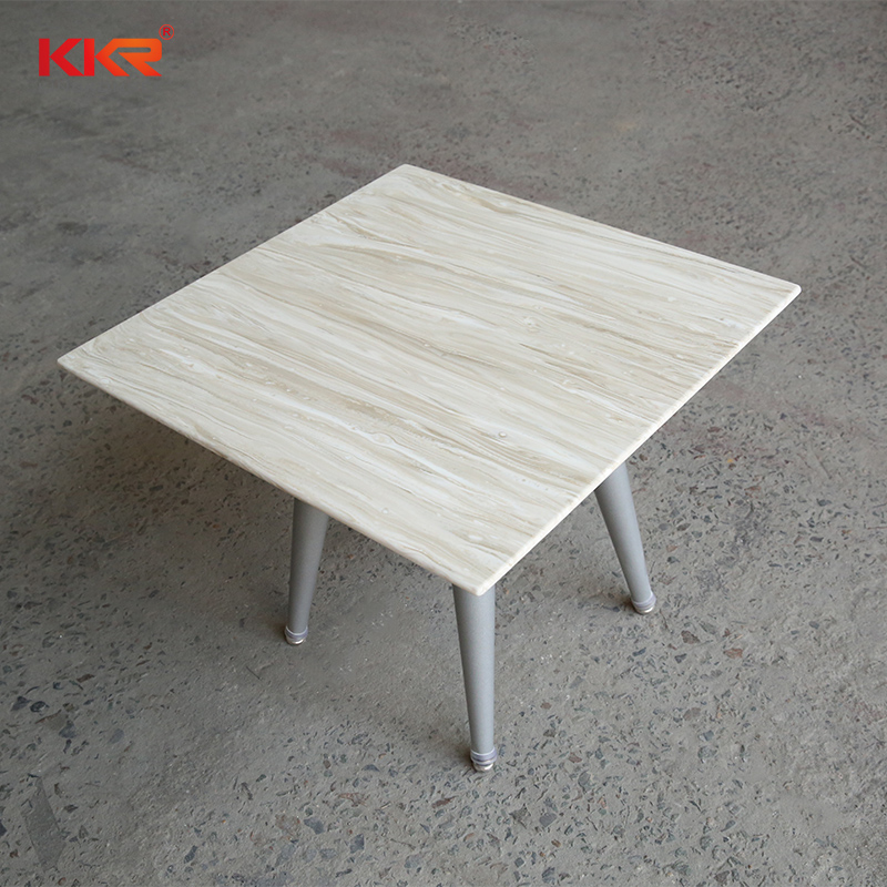 countertops solid surface table top KKR Stone-1