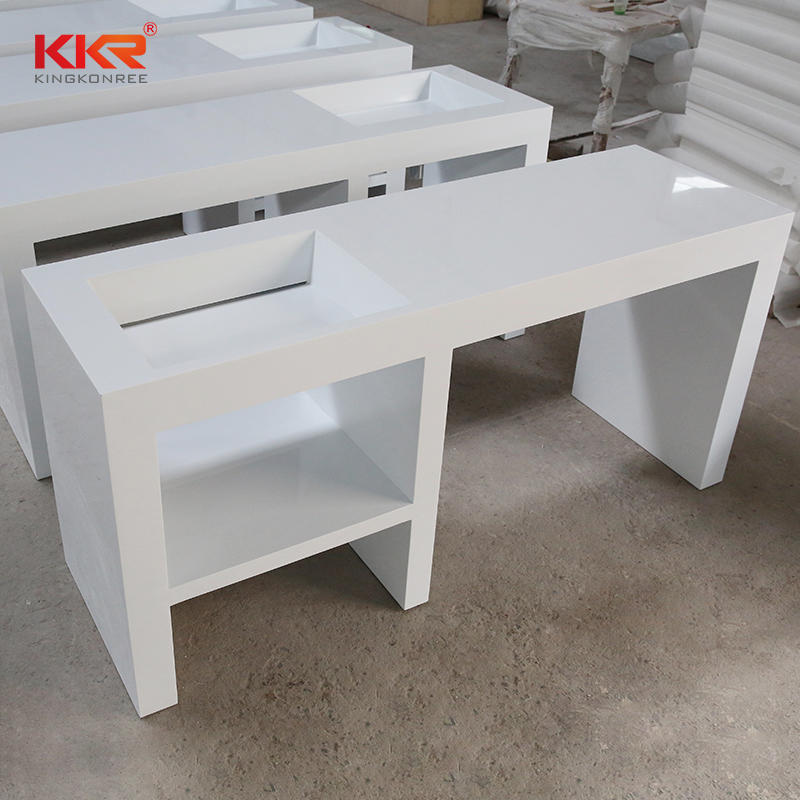 KKR Stone good Quality bathroom countertops China for school building