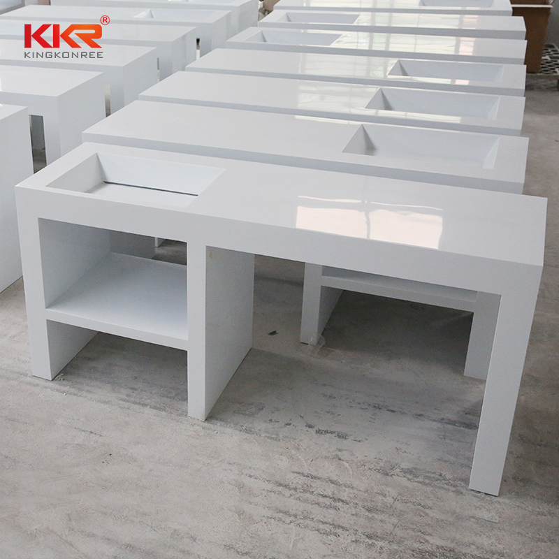 KKR Stone good Quality bathroom vanity tops supplier for entertainment-2
