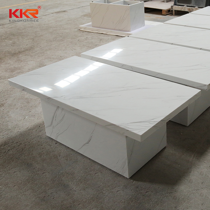 KKR Stone solid solid surface bar tops-2