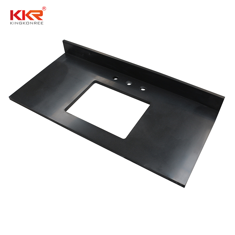 KKR Stone thermoforming solid surface countertops price for home-2