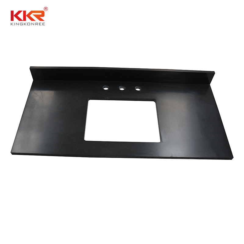KKR Stone thermoforming solid surface countertops price for home-1