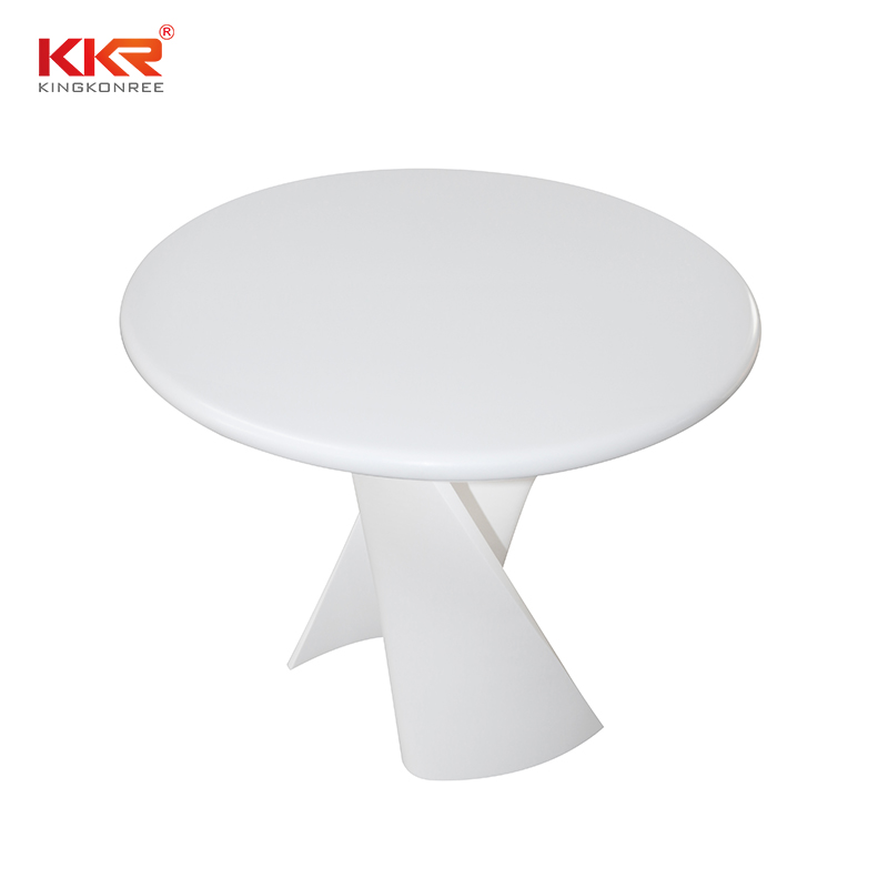 marble table set KKR Stone-2