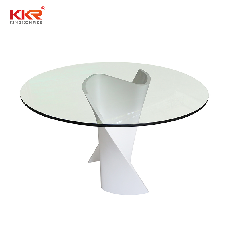 luxury marble dining table-2