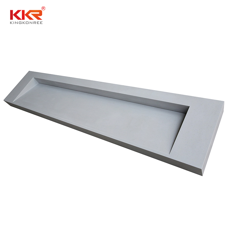 KKR Stone newly solid surface countertops price for entertainment-1
