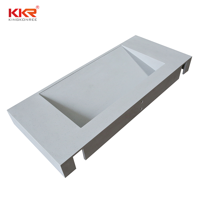 KKR Stone good Quality acrylic solid surface countertops certifications for table tops-2