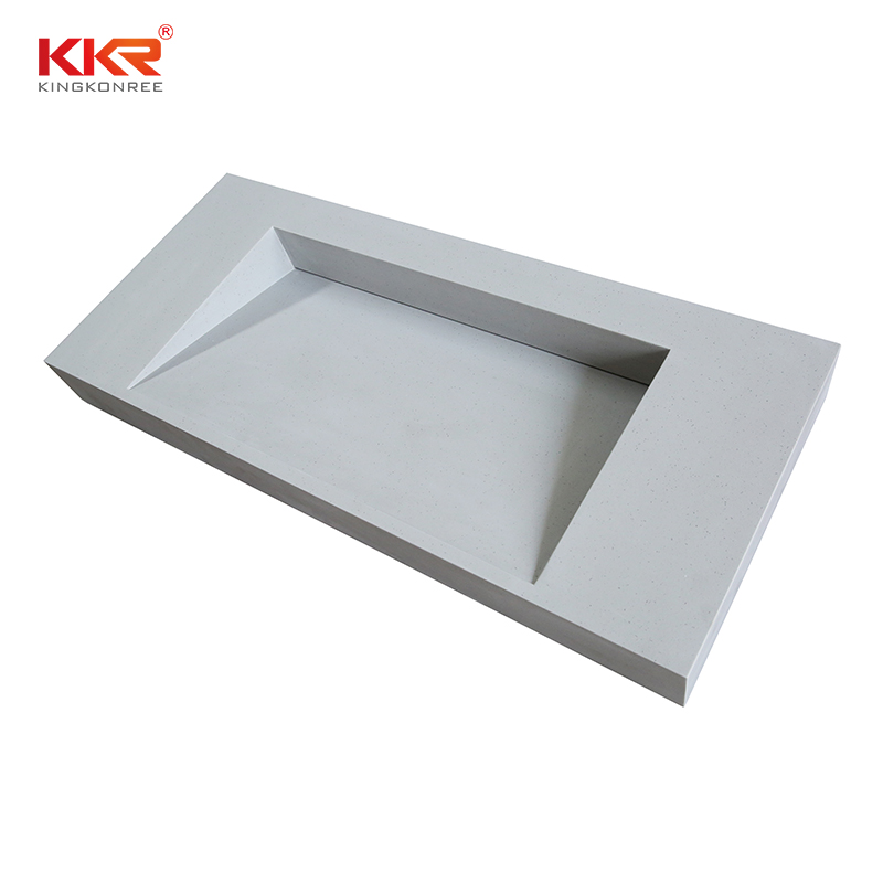 artificial solid surface countertop artificial in-green for home-1