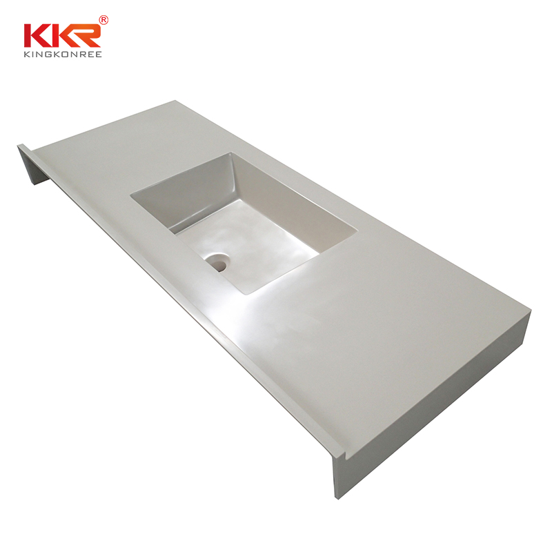 custom-made bathroom vanity tops single certifications for school building-2