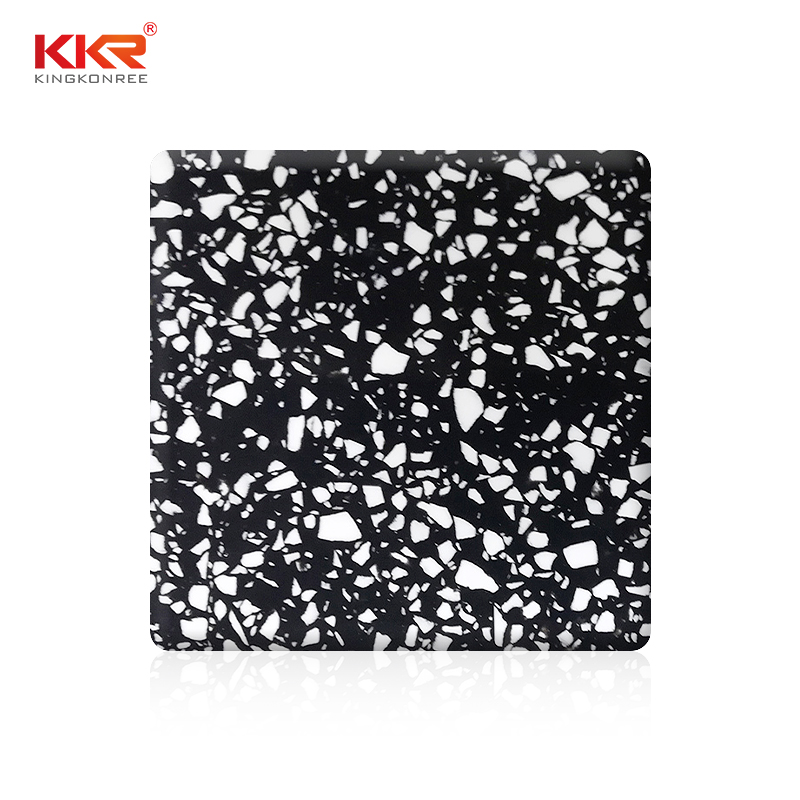 KKR Stone beautiful modified acrylic solid surface superior chemical resistance for self-taught-1