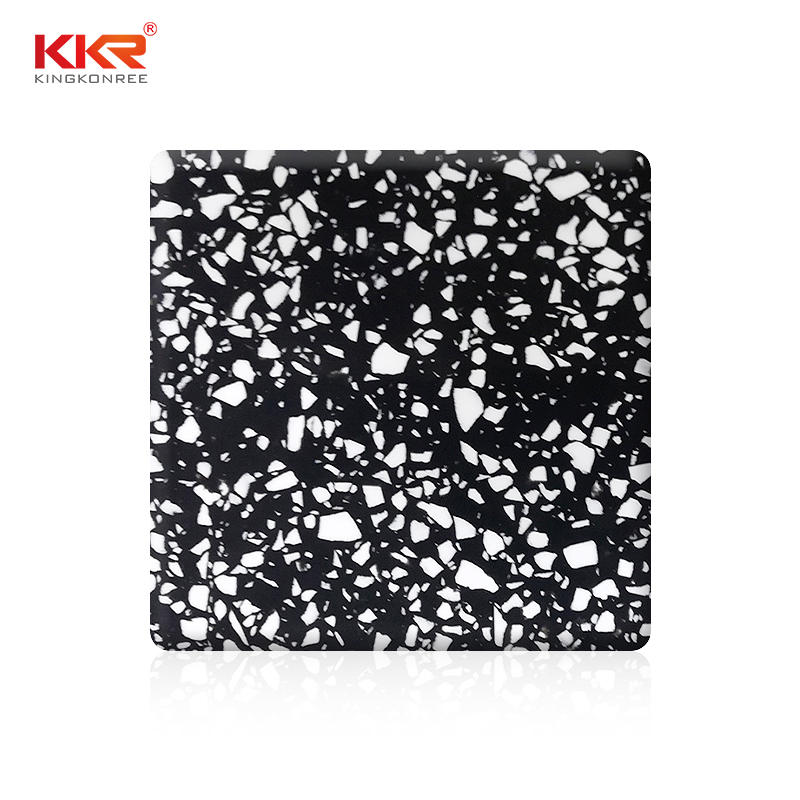 Modified acrylic solid surface surface solid artificial stone sheets KKR-M1684
