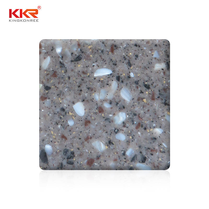 Modified acrylic solid surface surface solid artificial stone sheets KKR-M1849