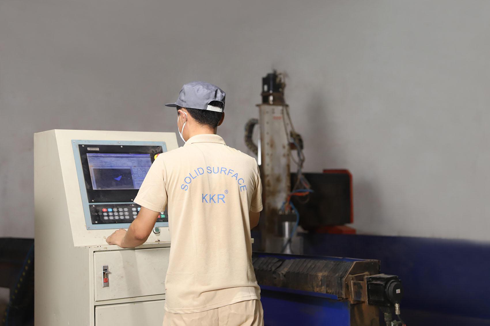 Machining and repairing