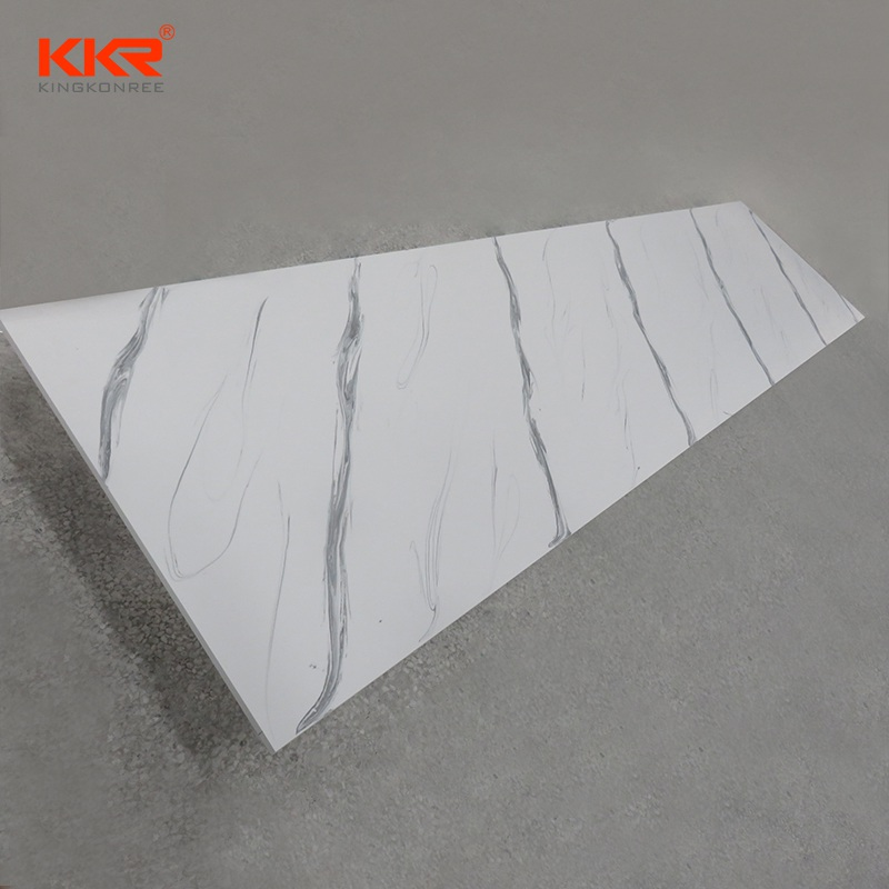 KKR Stone excellent solid kitchen countertops furniture set-2